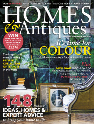 Homes & Antiques Mar 2017