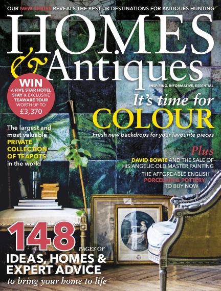 Homes & Antiques February 01, 2017 00:00