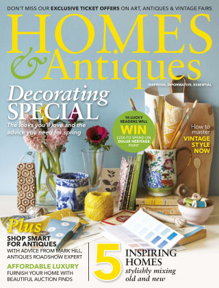Homes & Antiques Apr 2017