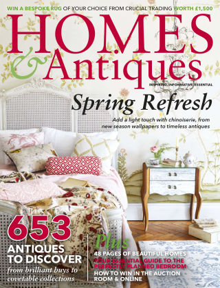 Homes & Antiques May 2017
