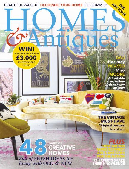 Homes & Antiques April 28, 2017 00:00