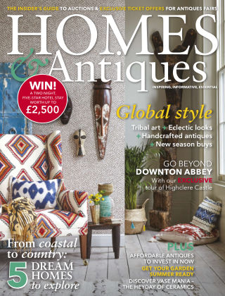 Homes & Antiques July 2017