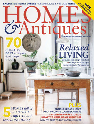 Homes & Antiques August 2017