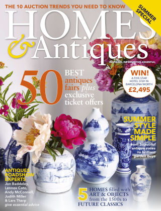 Homes & Antiques Summer 2017