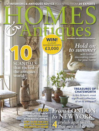 Homes & Antiques September 2017