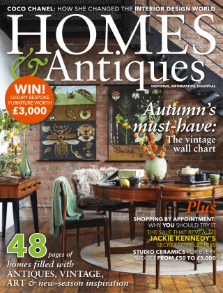 Homes & Antiques October 2017
