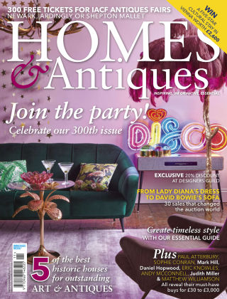 Homes & Antiques November 2017