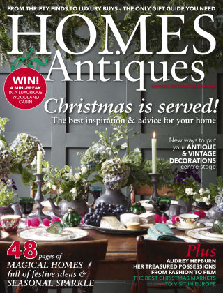 Homes & Antiques December 2017