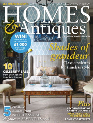Homes & Antiques February 2018