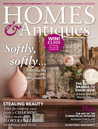 Homes & Antiques March 2018