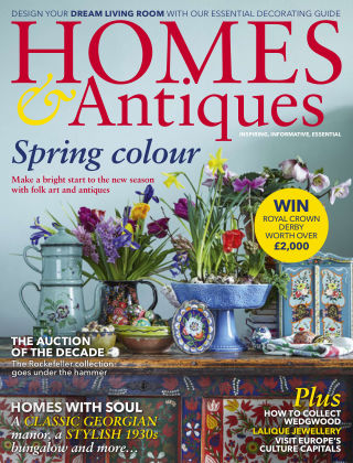 Homes & Antiques April 2018