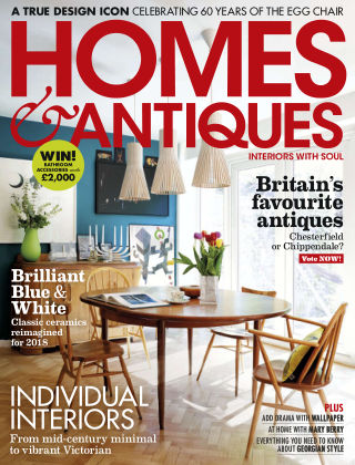 Homes & Antiques May 2018