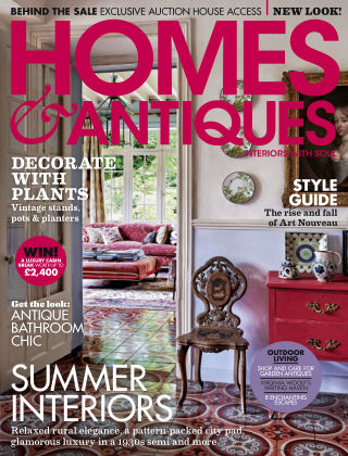 Homes & Antiques July 2018