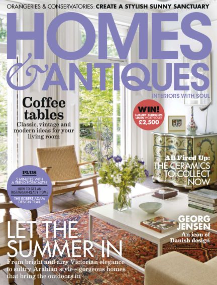 Homes & Antiques June 22, 2018 00:00