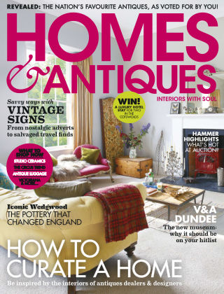 Homes & Antiques September2018