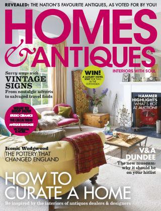 Homes & Antiques September2018