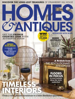 Homes & Antiques October2018