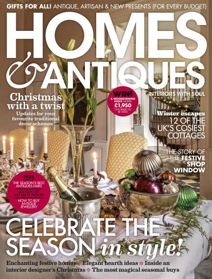 Homes & Antiques November 09, 2018 00:00