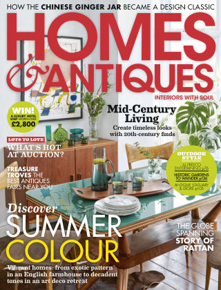 Homes & Antiques July2019