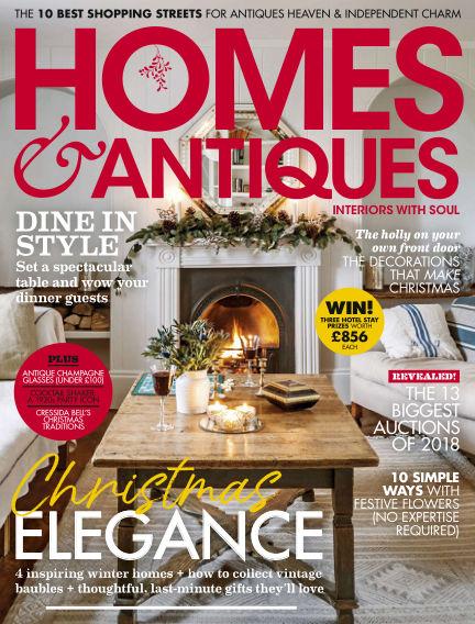 Homes & Antiques December 07, 2018 00:00