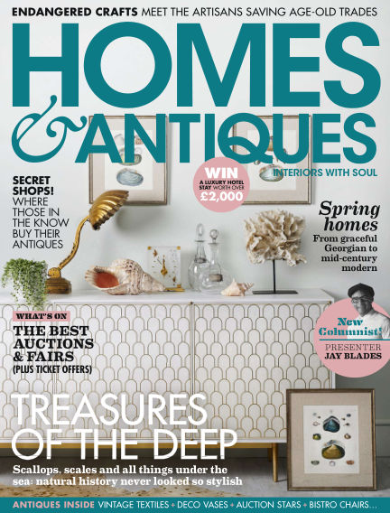 Homes & Antiques March 01, 2019 00:00
