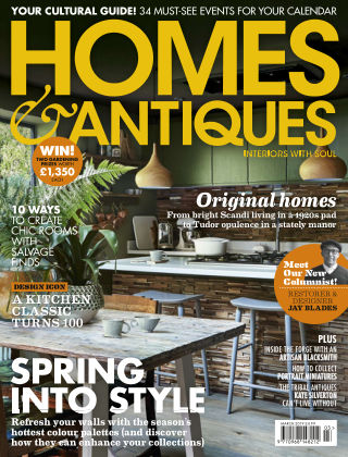 Homes & Antiques March2019