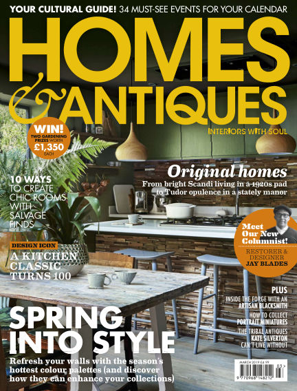 Homes & Antiques February 01, 2019 00:00
