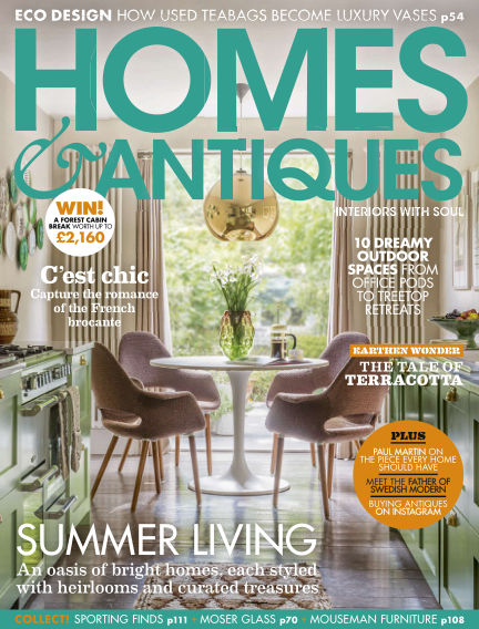 Homes & Antiques June 21, 2019 00:00