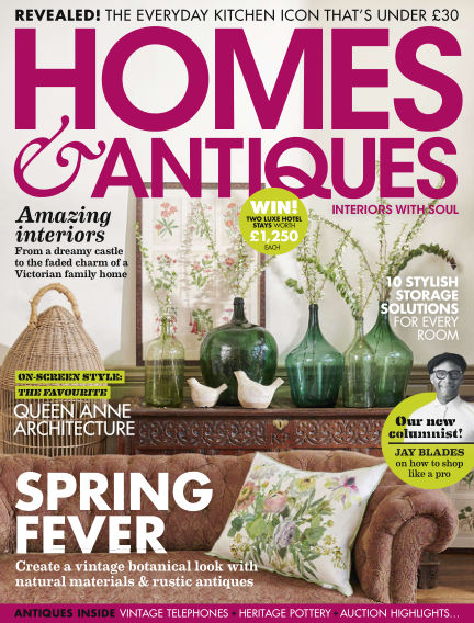 Homes & Antiques March 29, 2019 00:00