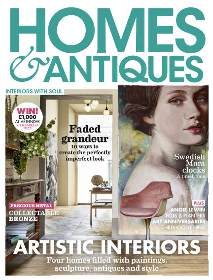 Homes & Antiques July 19, 2019 00:00