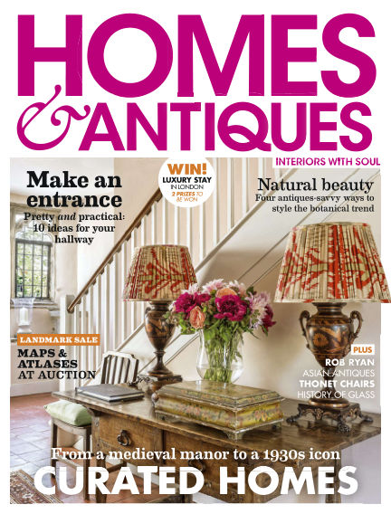 Homes & Antiques August 16, 2019 00:00