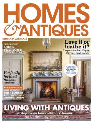 Homes & Antiques October 2019