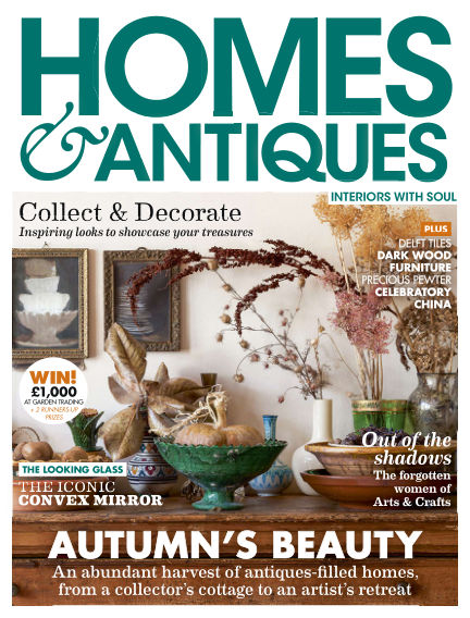 Homes & Antiques October 11, 2019 00:00