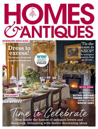 Homes & Antiques December2019