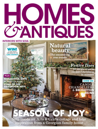 Homes & Antiques January2020
