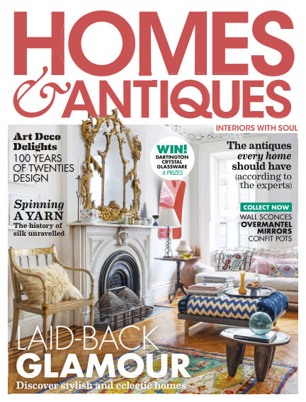 Homes & Antiques January 07, 2020 00:00