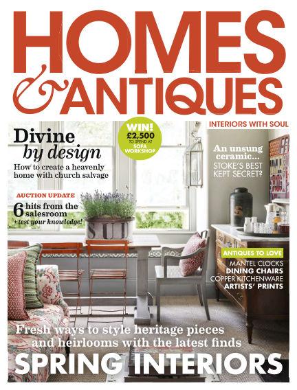 Homes & Antiques February 05, 2020 00:00