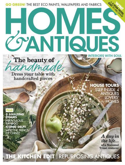 Homes & Antiques April 01, 2020 00:00