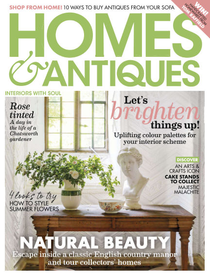 Homes & Antiques April 30, 2020 00:00
