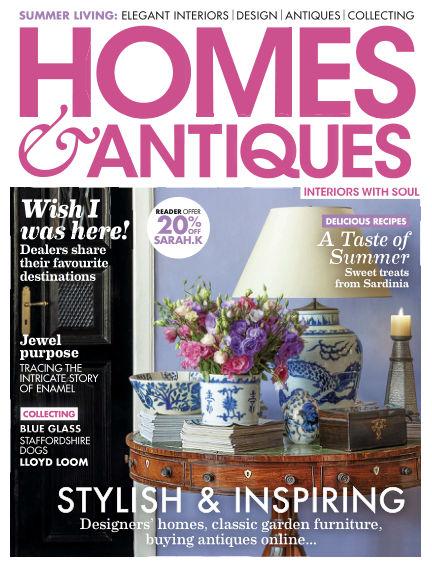 Homes & Antiques June 24, 2020 00:00