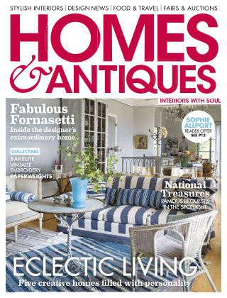 Homes & Antiques August2020
