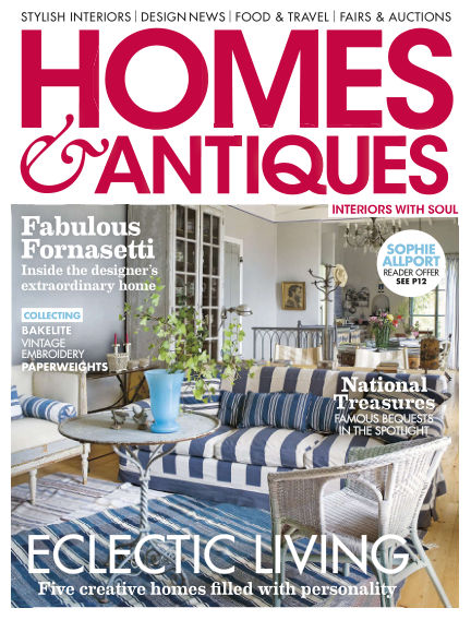 Homes & Antiques July 22, 2020 00:00