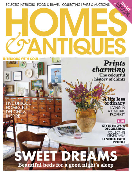 Homes & Antiques August 19, 2020 00:00
