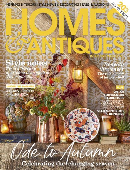Homes & Antiques September 16, 2020 00:00