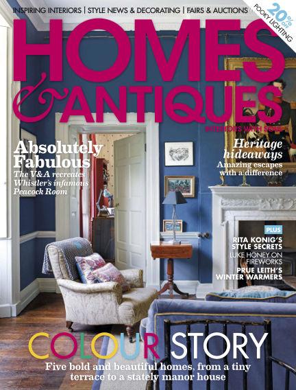 Homes & Antiques October 14, 2020 00:00