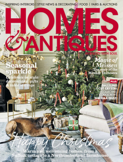Homes & Antiques November 11, 2020 00:00