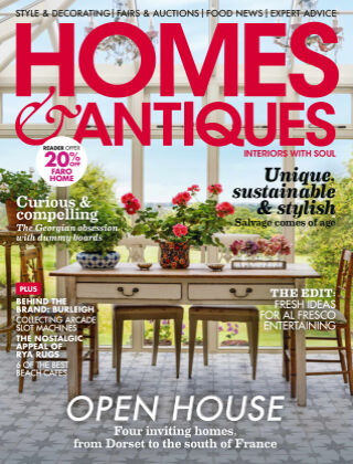 Homes & Antiques August2021