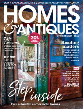 Homes & Antiques September2021