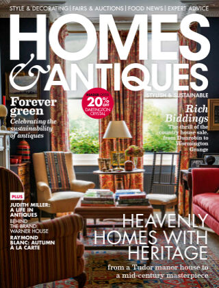 Homes & Antiques Special2021