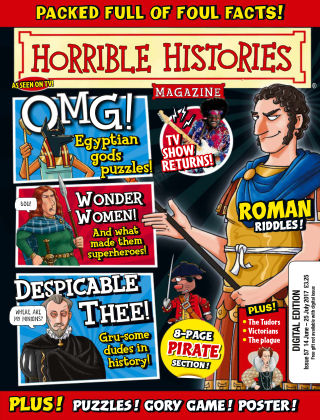 Horrible Histories Issue 57